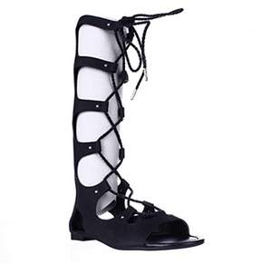 Bar III Womens Rayanne Open Toe Casual Gladiator Sandals Us.