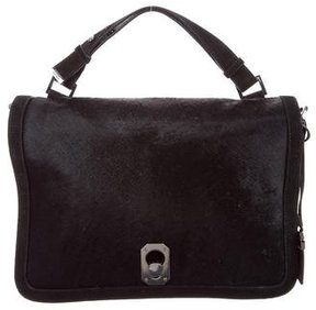 Stuart Weitzman Keyhole Ponyhair Bag