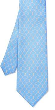 J.Mclaughlin Italian Silk Tie in Knot Link