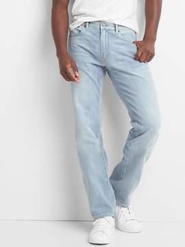 Gap Lightweight straight fit jeans (stretch)