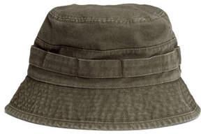 H&M Cotton Twill Fisherman's Hat - Green