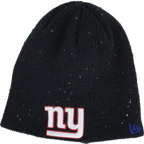 New Era Women's New York Giants Glistener Knit Hat