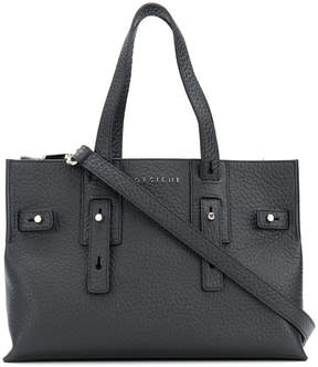 Orciani top handle tote bag