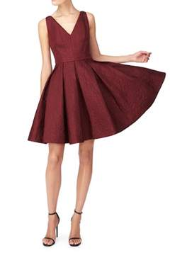 Erin Fetherston Coco Crimson Dress