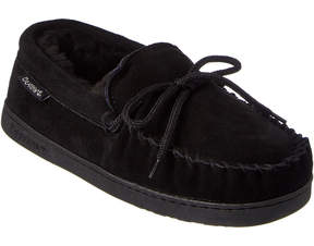 BearPaw Men's Moc Ii Suede Slipper