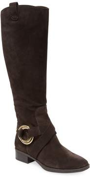 Karl Lagerfeld Paris Women's Muret Leather Boot