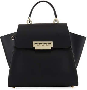 Zac Posen Eartha Iconic Top Handle Bag, Black