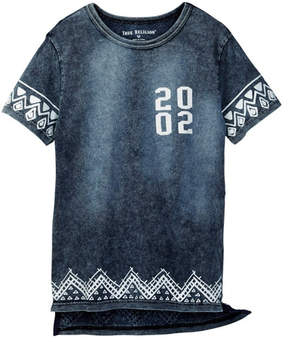 True Religion Batik Indigo Tee (Big Boys)