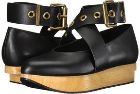 Vivienne Westwood Buckle Ballerina Platform Women's Shoes