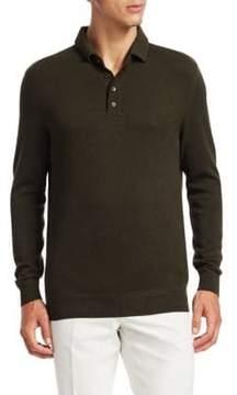 Loro Piana Pique Polo Shirt