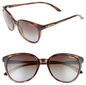 Smith Women's Cheetah 54Mm Polarized Sunglasses - Tortoise