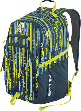 GRANITE GEAR Granite Gear Campus Collection Neo lime Buffalo Backpack