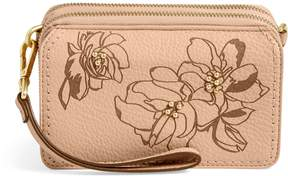 Vera Bradley Mallory RFID All in One Crossbody - SYCAMORE PINK SAND - STYLE