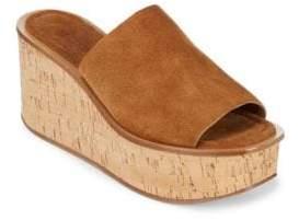Michael Kors Jane Platform Wedge Sandals