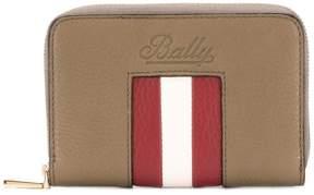 Bally zipped wallet