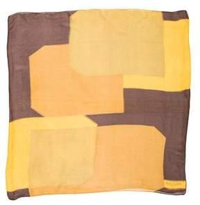 Lanvin Silk Printed Scarfs