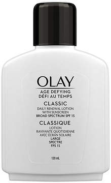 Olay Age Defying Protective Renewal Lotion with Sunscreen Broad Spectrum