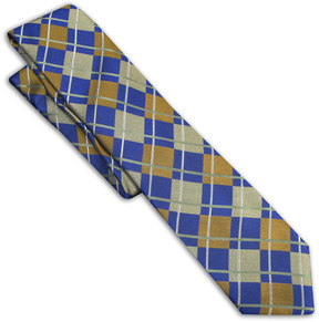 Haggar Heritage Plaid Tie - Men
