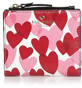 Kate Spade Yours Truly Adalyn Wallet - HEART PARTY MULTI/GOLD - STYLE