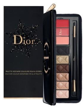 Christian Dior Couture Colour Wardrobe Eye & Lip Palette - No Color