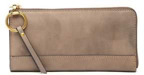 Frye Ilana Harness Long Leather Zip Wallet