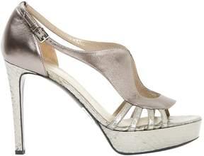 Alberta Ferretti Leather sandals