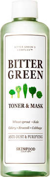 Skinfood Bitter Green Toner & Mask
