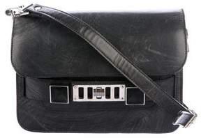 Proenza Schouler Mini Classic PS11 Chalkboard Crossbody Bag