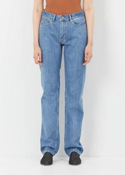 Aalto 80's Blue Straight Cut Jean