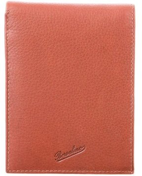 Borsalino Leather Bifold Wallet