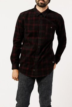 Globe Corded LS Shirt