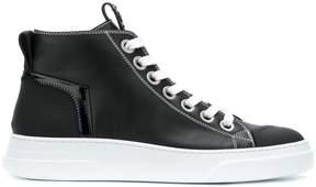 Bruno Bordese hi-top sneakers