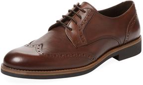 a. testoni Men's Tibb Derby Shoe