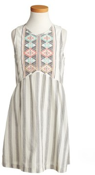 Roxy Girl's On The Guest List Dress