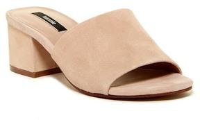 Kensie Helina Block Heel Sandal