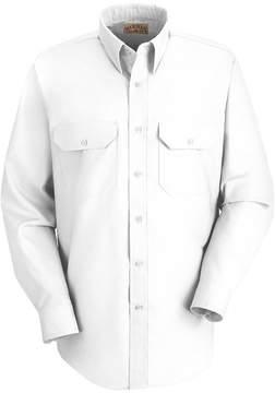 JCPenney Red Kap SP50 Dress Uniform Shirt