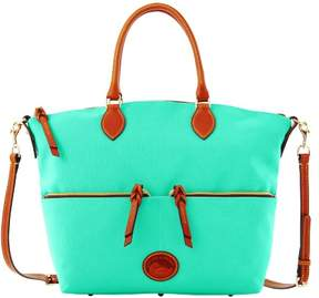 Dooney & Bourke Nylon Large Pocket Satchel - MINT - STYLE