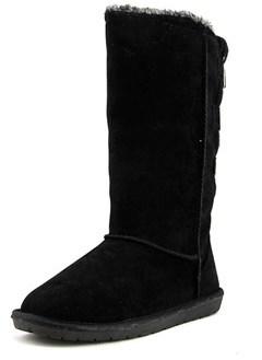 Rampage Paavo Women Round Toe Canvas Black Winter Boot.