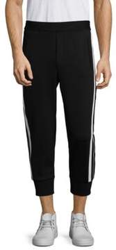 Neil Barrett Side Snap Track Pants