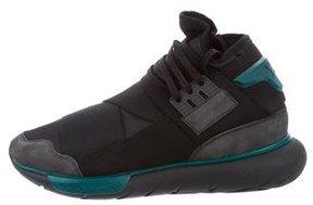 Y-3 Qasa High-Top Sneakers w/ Tags