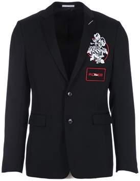 Christian Dior Men's Black Wool Blazer.