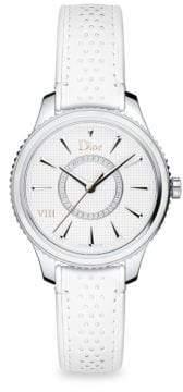 Christian Dior VIII Montaigne Stainless Steel Watch