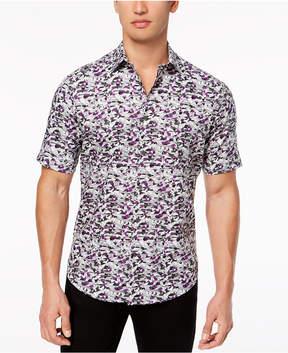 Alfani Men's Geo-Print Shirt, Created for Macys