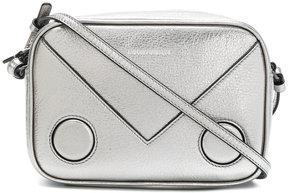 Emporio Armani all around zip crossbody bag