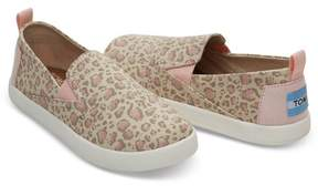 Toms Canvasskor, Young, Pale Pink Bob Cat