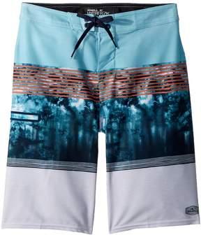O'Neill Kids Hyperfreak Superfreak Boardshorts Boy's Swimwear