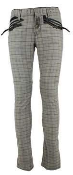 Marithé + François Girbaud Men's Grey Cotton Pants.