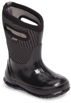 Bogs Toddler Boy's Classic Phaser Insulated Waterproof Boot