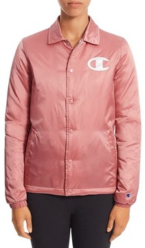 Champion Women's Satin Coach'S Jacket