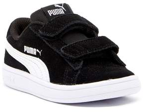 Puma Smash V2 Suede Sneaker (Toddler)